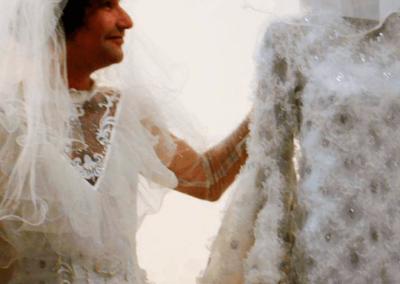 Casamento com 'O lugar onde temos razão'